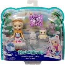 Doll stockphotography - Odele box stockphoto