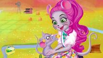 Profile Art - Mayla Mouse
