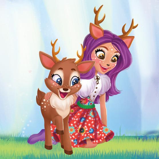 f3da41379c1 Danessa Deer | Enchantimals Wiki | FANDOM powered by Wikia