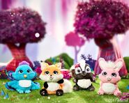 Diorama - Plush Adorable Pets