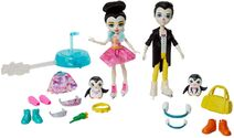 Doll stockphotography - Darling Ice Dancers II