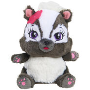 Plush Adorable Pets - Scarla Skunk