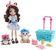 Doll stockphotography - Paws for a Picnic I