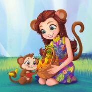 Profile art - Merit Monkey
