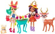 Doll stockphotography - Garden Magic I