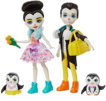 Doll stockphotography - Darling Ice Dancers III