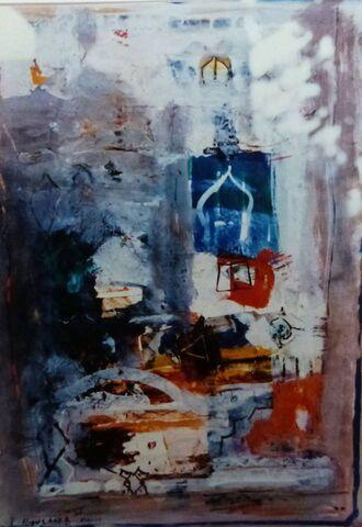 Archivo:Un abstracto 2 - mixta - 1997.jpg
