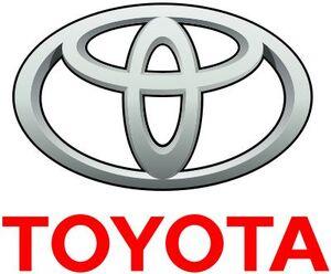 Logo della Toyota