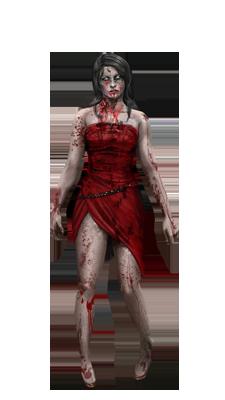 Cocktail waitress zombie 396e