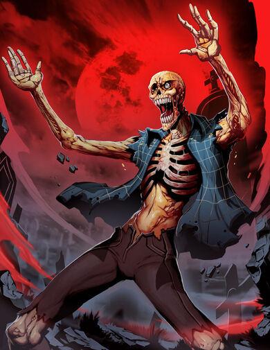 Zombie by genzoman-d4wdcv6
