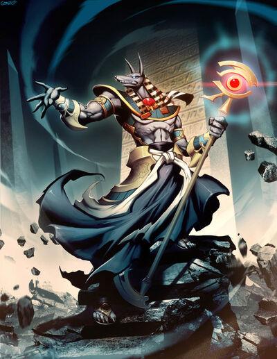 Anubis b by genzoman-d31kczh