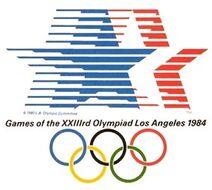 LosAngeles1984 logo