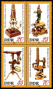 Stamps of Germany (DDR) 1980, MiNr Zusammendruck 2534-2537