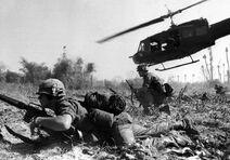 Bruce Crandall's UH-1D