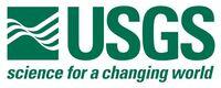 USGS logo green