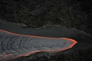 Pāhoehoe Lava flow
