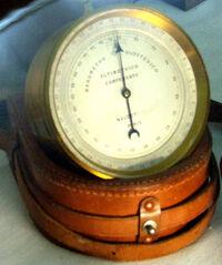 SGI barometro olosferico altimetrico