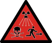 Logo iso radiation svg