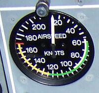 Anemometro aeronautico