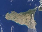 Etna i Sycylia