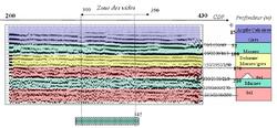 Seismic image