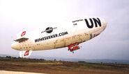 Mineseeker-airship