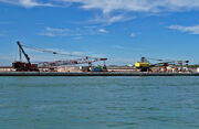Mose Punta Sabbioni - Venice
