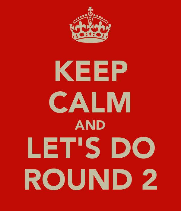 image keep calm and let s do round 2 png encountage wiki