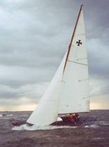 25qm-Einheitskielyacht-Malteserkreuzer