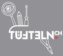 Logo Tueftelnch grau
