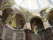 Mosaics in Nea Moni of Chios