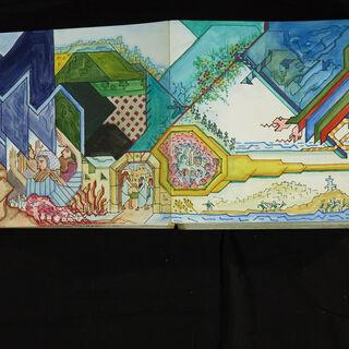 Die Wiedmann Bibel - Polykonmalerei