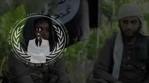 Anonymous - Operation Ice ISIS OpIceISIS