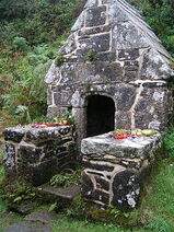 St Clether Holy Well - geograph.org.uk - 1029808