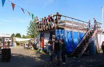 Platzprojekt Sommerfest Basisstation