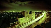 Tehran, night vision