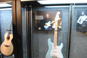 2005 Zemaitis Custom acoustic, in natural finish (Bonhams auction 19226, lot 14) & 2008 Fender Stratocaster Eric Clapton Signature Model, Serial No. CZ512926, in Daphne Blue finish (lot 138) - 1