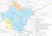 Franken Region Uebersicht