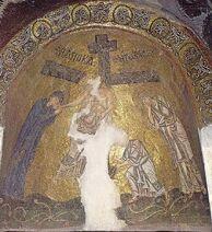 Descent from the Cross (Nea Moni)