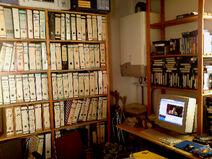 Iranische Bibliothek Hannover Tulpenstraße 15 Aktenordner Videokassetten Internet Computer