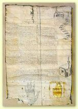 The Patent of Mohammed