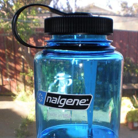 1-Liter-Trinkflasche
