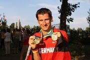 Doppelter Europameister 2012