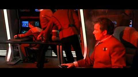 Star Trek VI - Das Unentdeckte Land - Kampfszene