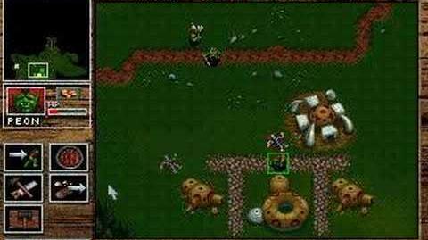 WarCraft - Orcs and Humans - Gameplay