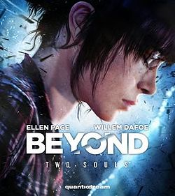 Beyond Two Souls final cover