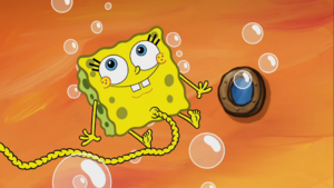 Truth or Square - SpongeBob in the Womb