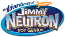 250px-The Adventures of Jimmy Neutron Boy Genius logo
