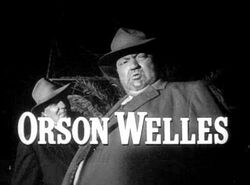 Orson Welles A Touch of Evil