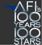AFI's 100 Stars